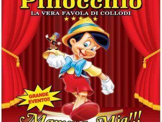 pinocchio teatro italiano castel gandolfo