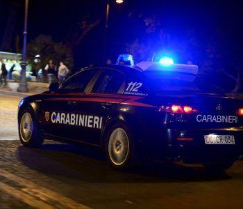 controlli carabinieri latitante arresto