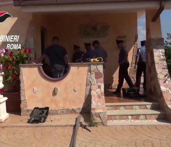 casamonica sequestro carabinieri roma