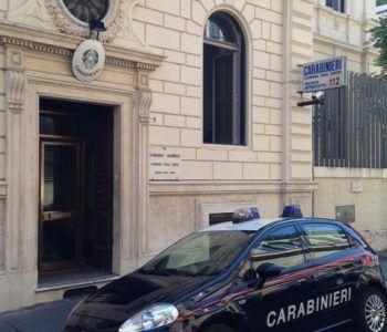 Carabinieri arresto novantenne