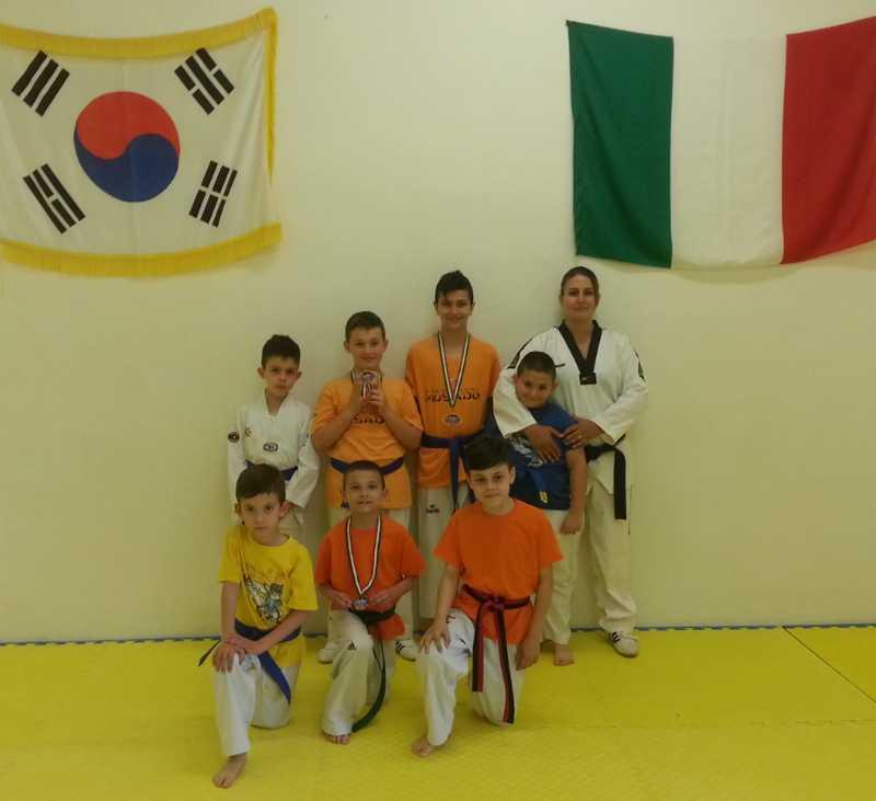 Open Castelli Romani Taekwondo