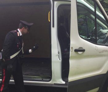 carabinieri monte compatri frascati