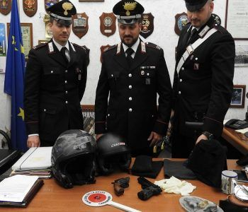 roma carabinieri rapina supermercato
