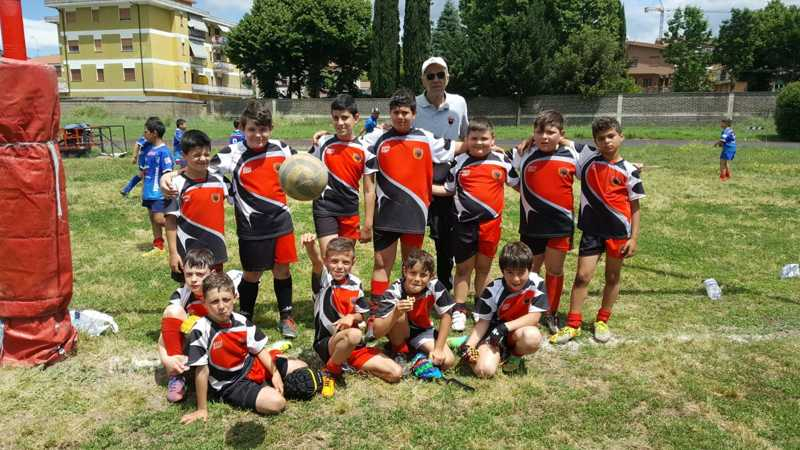 colleferro rugby 1965