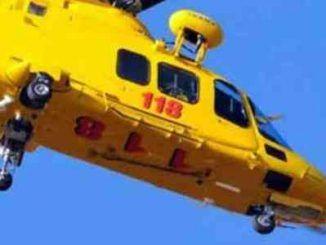 ambulanza appia velletri centauro incidente