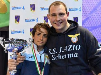 lazio scherma