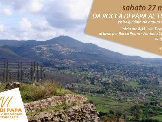 Rocca di Papa Tuscolo