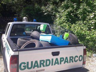 Guardiaparco pneumatici