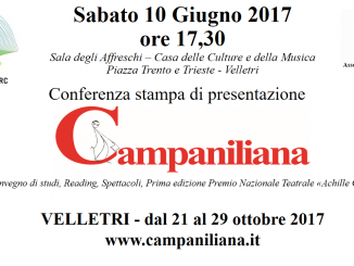 campanile evento velletri