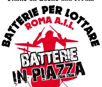 Batteria solidarietà lariano piazza polifunzionale iscrizione