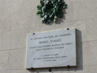 d'aleo carabinieri roma