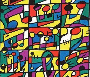 Genzano churren infiorata domenica musica ritmo