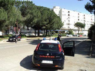 carabinieri frascati incidenti anziane