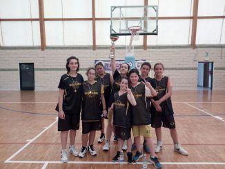 Basket velletri petritoli squadra femminile vittoria