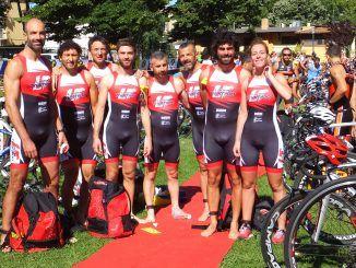 latina triathlon capodimonte