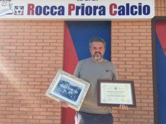 Sport premiazione 50 anni cup rocca priora