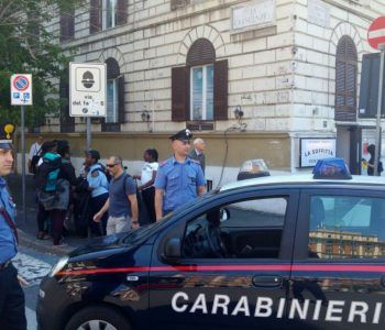 carabinieri ariccia