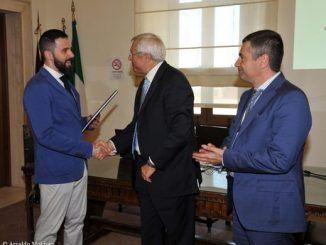 Bilancio consoliddato albano comune amministrazione laurea