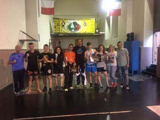 kick boxing rimini podio finali sport