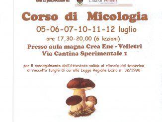 Micrologia Velletri