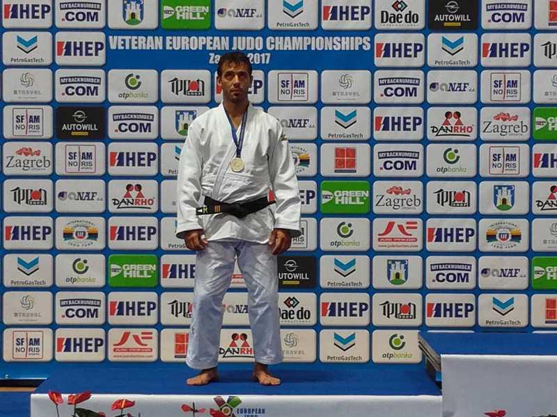 vice campione europeo master