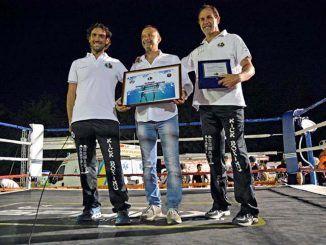 kick boxing maestro trofeo sport lariano