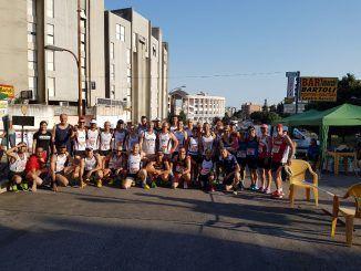 Top runners sport Velletri ceccano gare