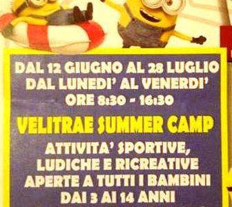 velitrae summer camp