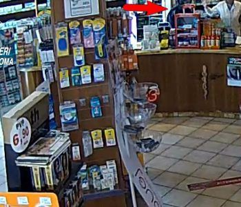 Rapinatori frascati arrestati pomezia farmacia