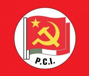 comunicato stampa PCI Marino