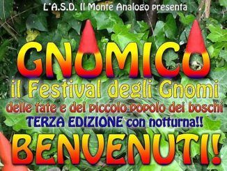 Gnomi festa rocca priora