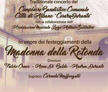 Festival rotonda albano musica canto fraschetta