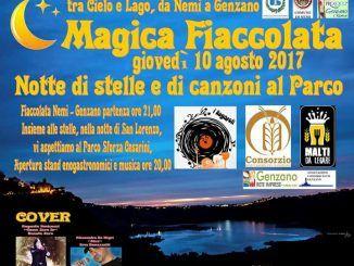 Comune nemi genzano evento san lorenzo