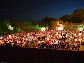 anfiteatro festival albano