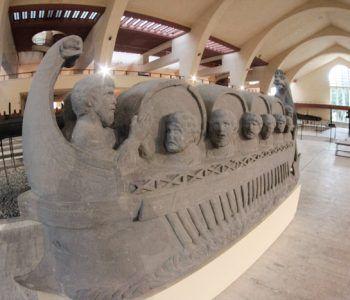 museo navi struttura nemi romano