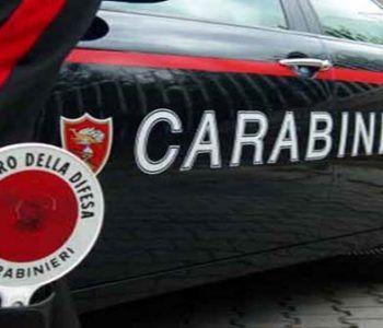 carabinieri colonna arresti