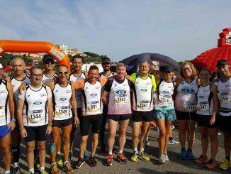 top runners castelli romani colonna