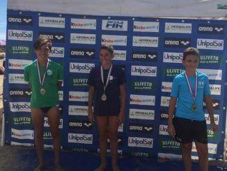 """medaglia di bronzo al terzo """"Trofeo Lazio"""""""