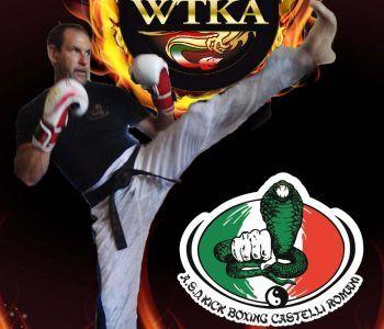 kick boxing castelli romani