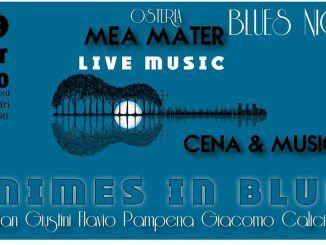 Velletri ristorante blues anime musica