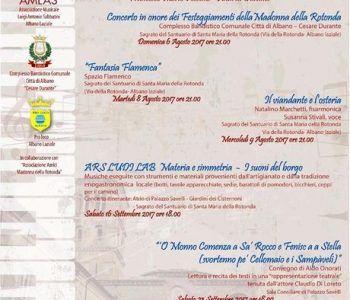 festival rotonda albano