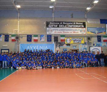 Sport Pallavolo- Sabato 30 Settembre presso la scuola Marchesi di via della Selva a Genzano La Puntovolley Libertas