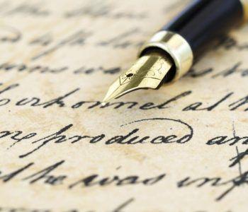 Albano scrittura