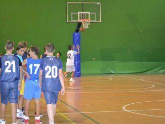 ssd colonna basket