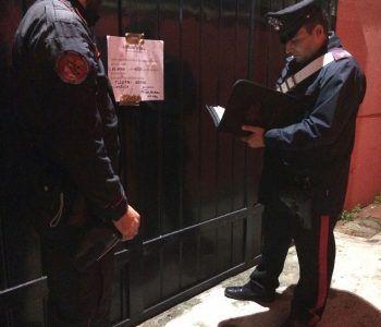 frascati carabinieri esercizi commerciali