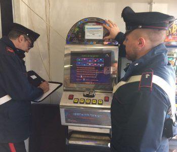 frascati polizia locale carabinieri centri scommesse