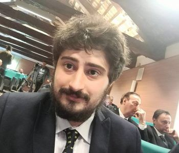 Edoardo Baietti targa del leone d'oro venezia attore teatro