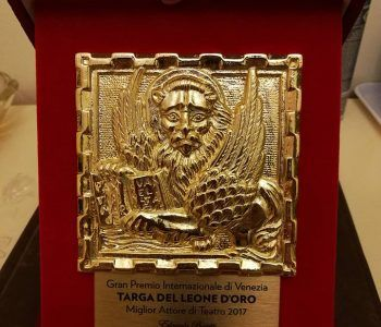 Edoardo Baietti Venezia Teatro leone d'oro