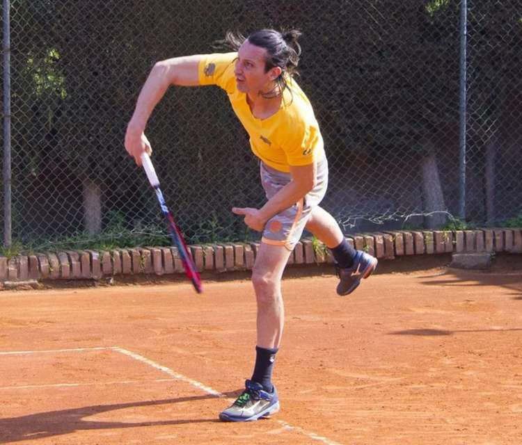 New Country Club Frascati (tennis)