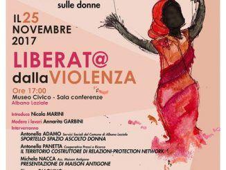 Albano violenza donne